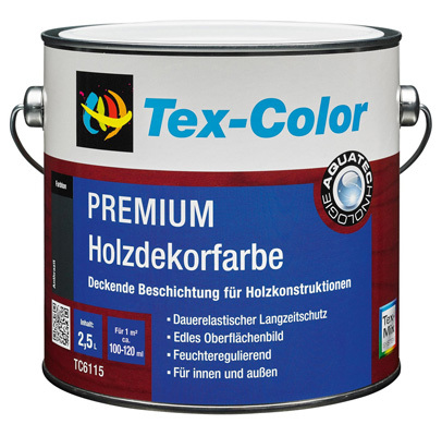 Tex-Color Premium Holzdekorfarbe