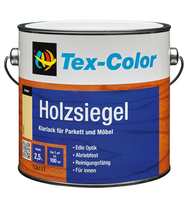 Tex-Color - Holzsiegel Klarlack