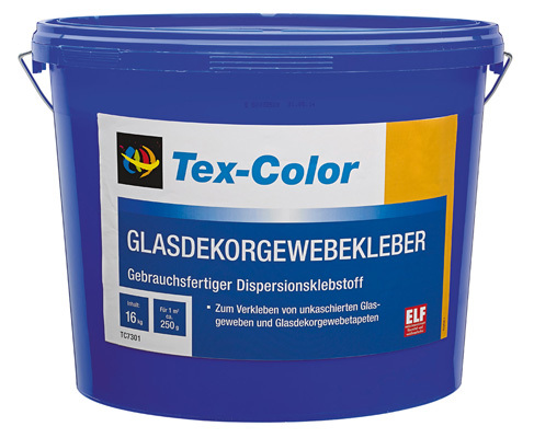 Tex-Color Glasdekorgewebekleber
