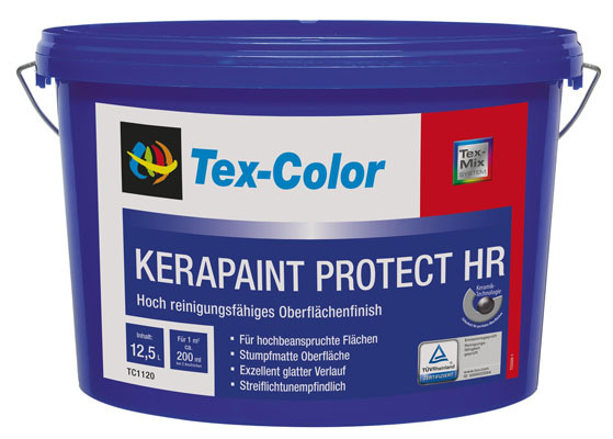 Tex-Color Kerapaint Protect HR - weiß
